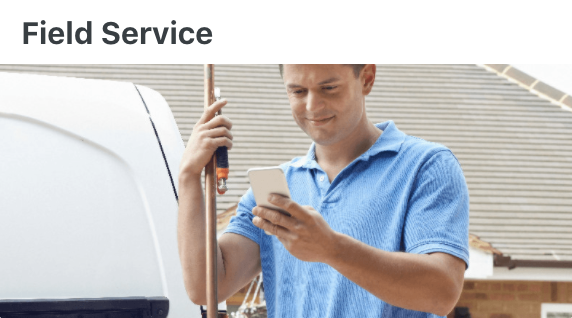 Field Service - User Documentation