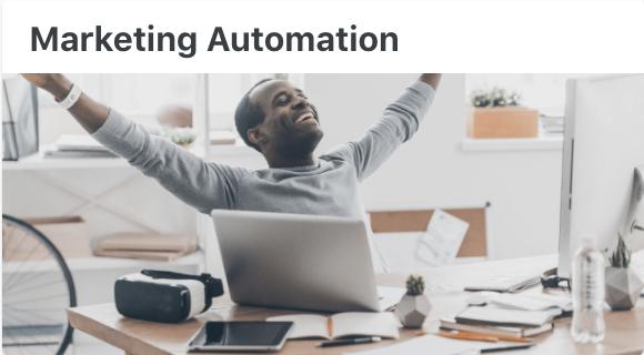 Marketing Automation - User Documentation