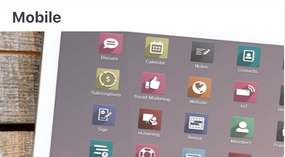 Mobile - User Documentation