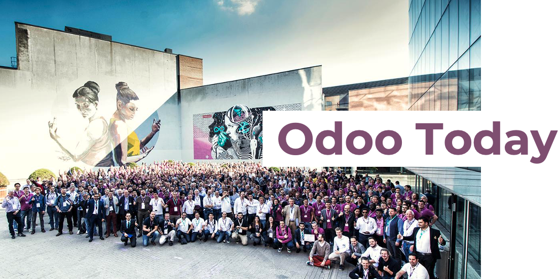 Odoo Today - About Odoo