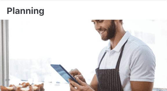 Planning - User Documentation