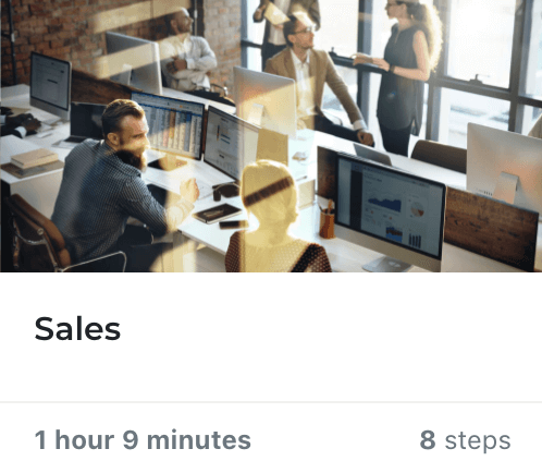 Sales Learn - Odoo Learning