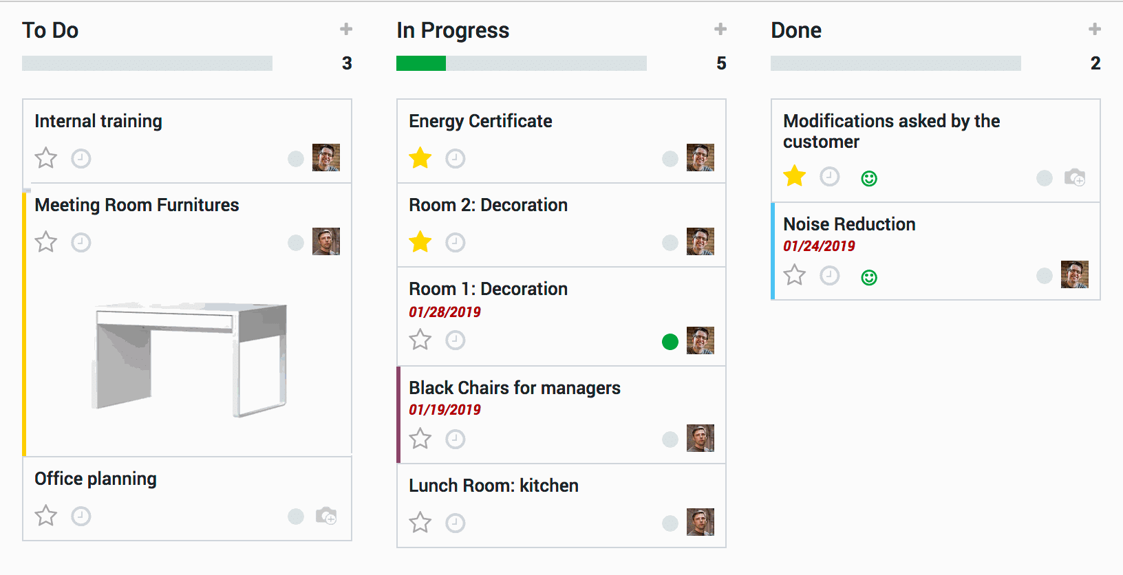 Odoo Project Management - Project Management APP