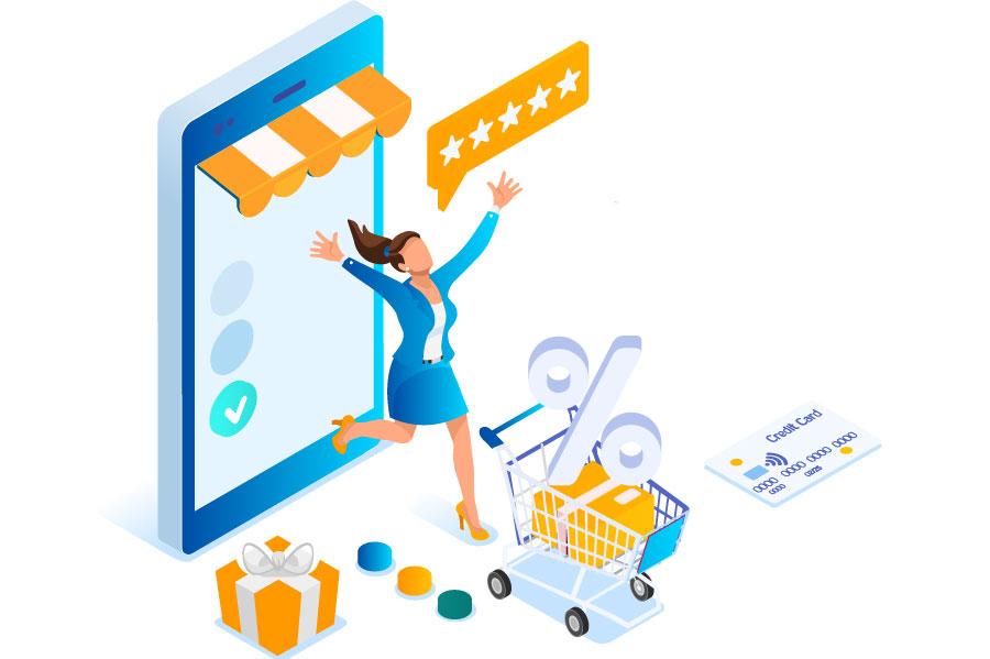 Odoo ecommerce - Odoo Website Design Services