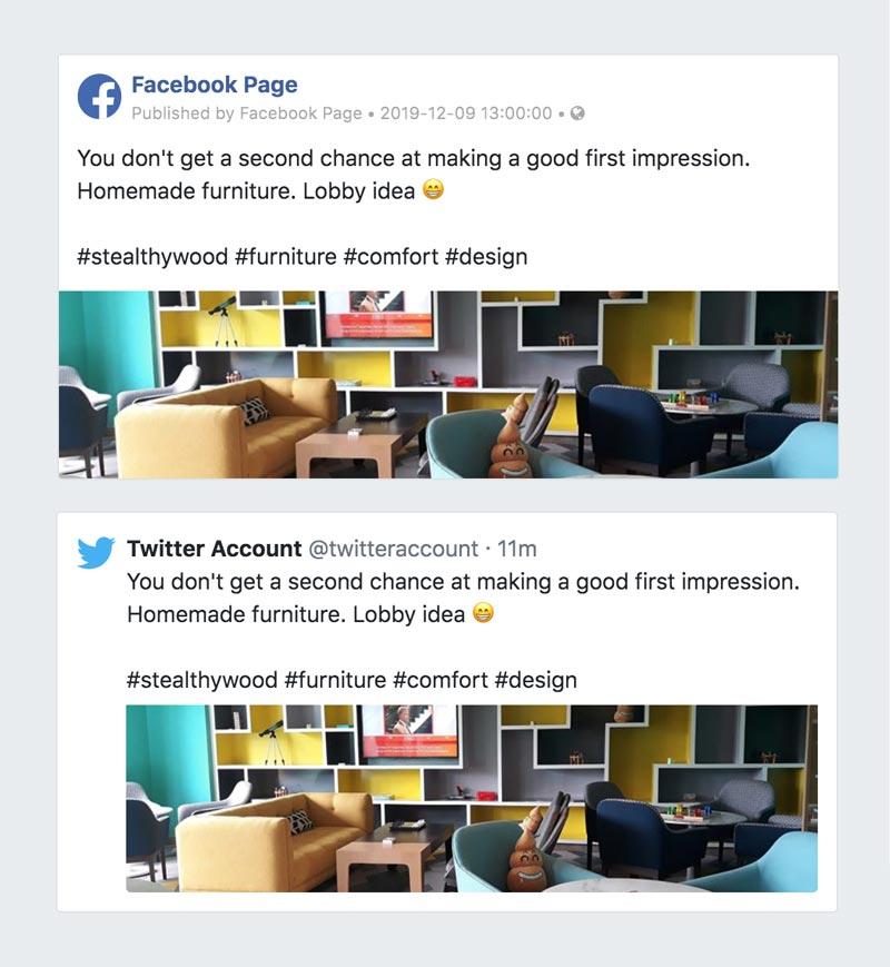 odoo social marketing application - Social Marketing APP